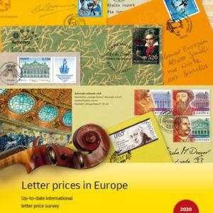 Cena znaczka